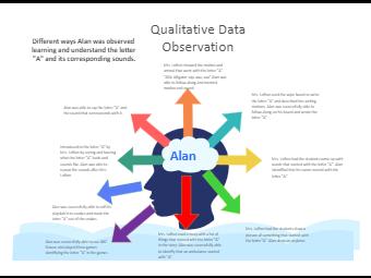 Qualitative Data Observation