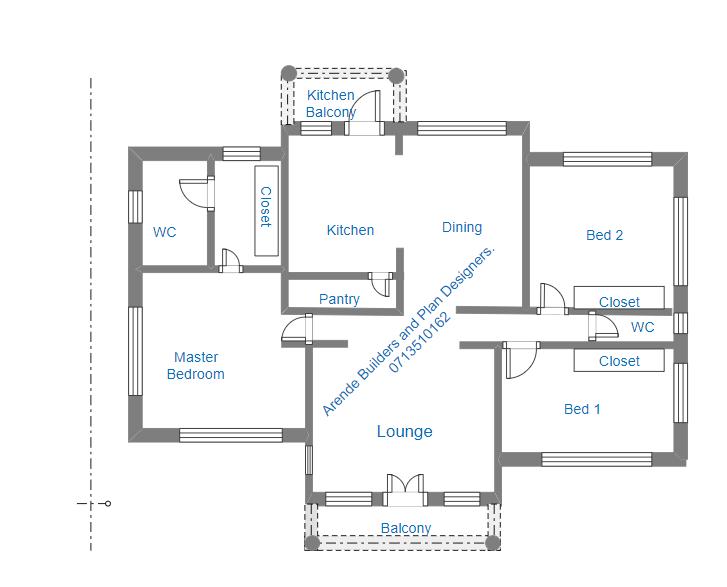 Arende Floor Plan