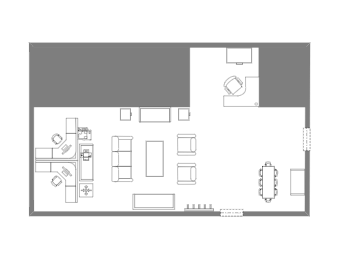 CSS Office Layout
