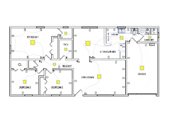 Activity Electrical Plan