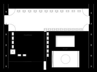 Night Market Floor Plan