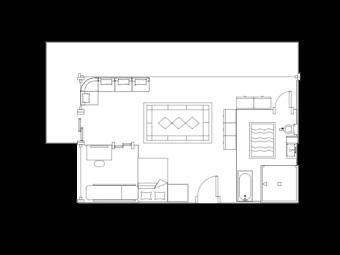 Home Floor Plan Sketch