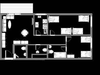 302 Room Floor Plan