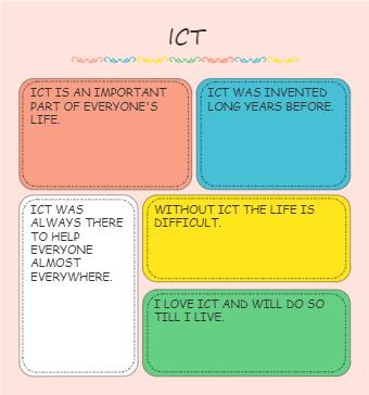 ICT E-Newsletter