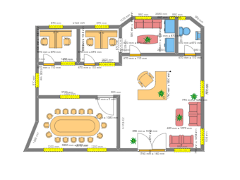 Group 3 Office Layout