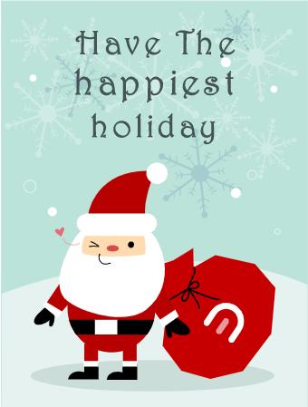 Edraw Christmas Card