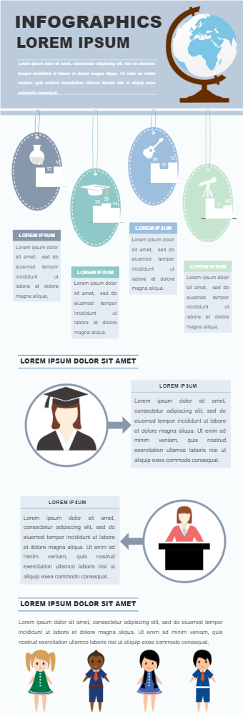 Education Carere Infographic