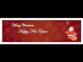 Christmas Festival Banner