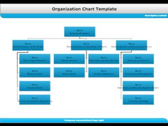 Executive Org Chart
