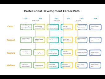 Professional Development Career Path