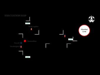 Simple Evacuation Map