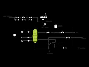 Steam Industrial Process Diagram