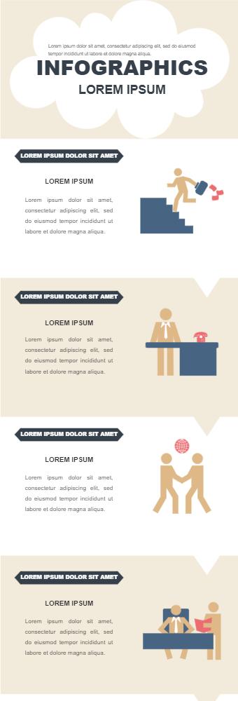 Career Path Infographic