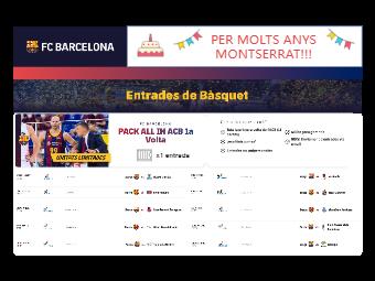 FC Barcelona Card
