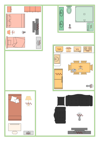 Warm Home Floor Plan